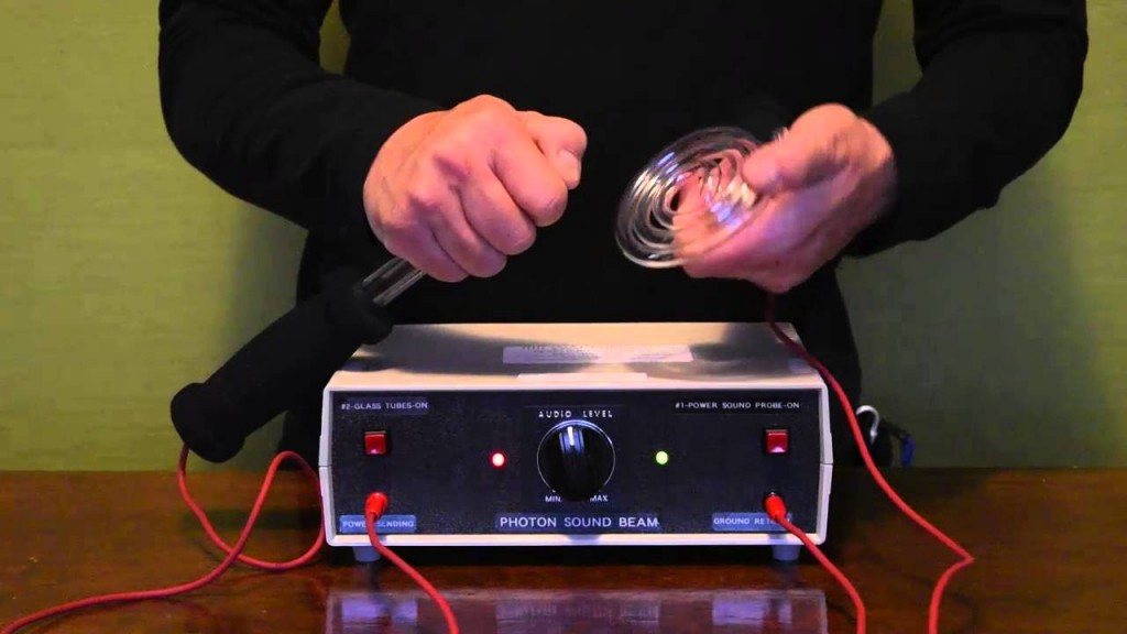 PSB, Photon Sound Beam, with spiral probe