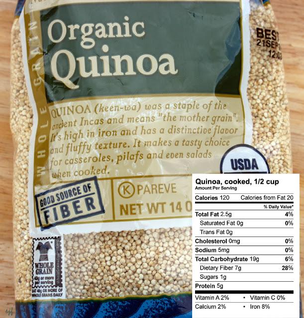 Food, Quinoa, 2